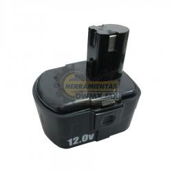 Batería 12V para Taladro Destornillador BLACK & DECKER 5140056-42