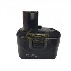 Batería 9.6V para Taladro BLACK & DECKER 5140111-95
