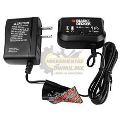 Cargador 9.6V - 18V Black&Decker 90592360-01