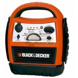 Arrancador/Inflador/Fuente de Poder/ Black&Decker JU300CB-B3