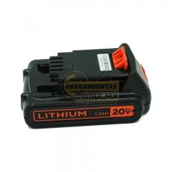 Batería 20V para Taladro BLACK & DECKER N524171