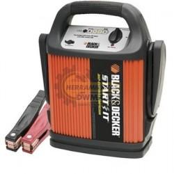 Arrancador/Inflador/Fuente de Poder/300 Amps Black&Decker VEC012CBD-B2