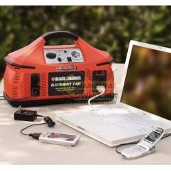 Arrancador/Inflador/Fuente de Poder/450 Amps Black&Decker VEC026BD-B3