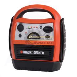 Arrancador/Inflador/12 Volts Portátil/Inalámbrico Black&Decker VEC1031CBD-B3