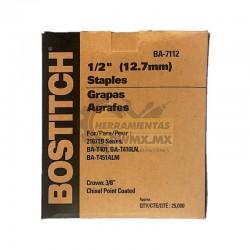 Grapas 3/8'' BOSTITCH BA-7112