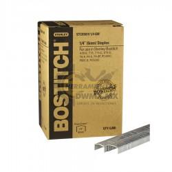 Grapa 1/4'' (6 mm) BOSTITCH STCR50191/4-6M