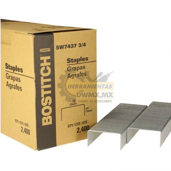 Grapas para Cartón 3/4'' BOSTITCH SW74373/4