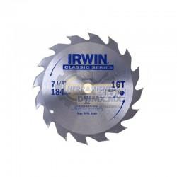 Disco de Corte Fino 7-1/4'' X 16T IRWIN 15030LA