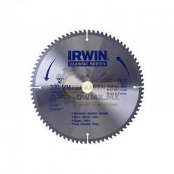 Disco Sierra Multi-corte 12'' x 80T IRWIN 15179