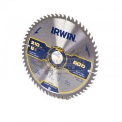 Disco Sierra 8-1/4'' x 60T IRWIN 15182
