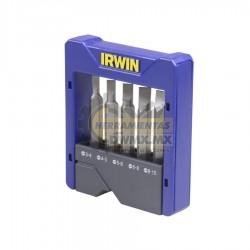 Juego de Puntas 5 piezas IRWIN 1865327