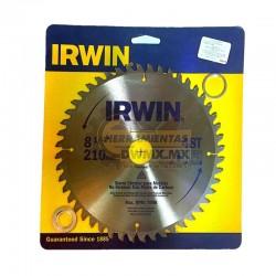 Disco Sierra 8-1/4'' x 48T IRWIN 363018LA