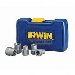Juego de 5 Piezas de Extractores de Pernos Irwin 394001