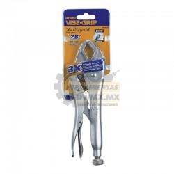 Pinza de Presión Curva 10Cr Vise-Grip IRWIN 4935576