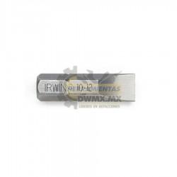 Punta de Inserción Plana 10-12 IRWIN 92115