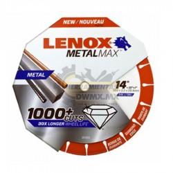 Disco De Diamante Para Metal 14'' LENOX 1972929