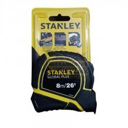 Cinta Métrica 8m Global Plus Stanley 30-626