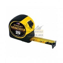 Cinta Métrica 25 Pies FatMax Stanley 33-725