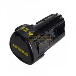 Batería 12V para Taladro STANLEY 90617310-05