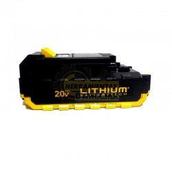 Batería 20V para Taladro Atornillador STANLEY N537776