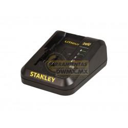 Cargador de Baterías 20V Stanley SC202