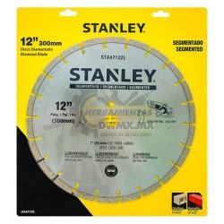 "Disco Diamantado Segmentado 12"" Stanley STA47122L"