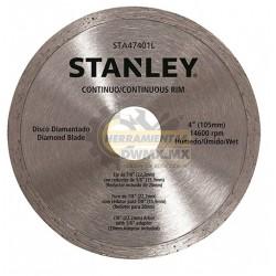 "Disco Diamantado Continuo 4"" Stanley STA47401L"