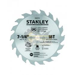 """Disco Sierra 7-1/4"""" Stanley STA7717"""
