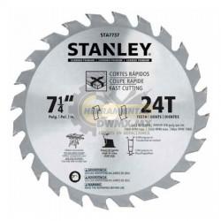 """Disco Sierra 7-1/4"""" Stanley STA7737"""