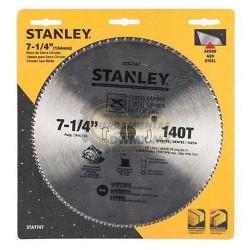 """Disco Sierra 7-1/4"""" Stanley STA7747"""