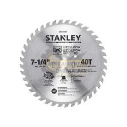 """Disco Sierra 7-1/4"""" Stanley STA7757"""