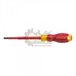 Desarmador Aislado Plano 1000V STANLEY STMT60166