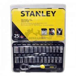 Juego de Dados Stanley STMT72657 DESCONTINUADO