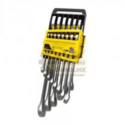 Juego de 14 Llaves Combinadas STANLEY STMT78092-840