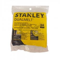 Barras de silicón Dualmelt Stanley GS20DT