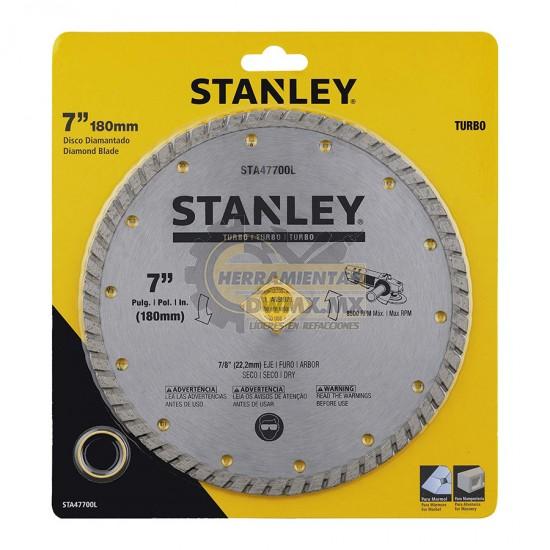 Disco Diamantado Turbo Stanley STA47700L