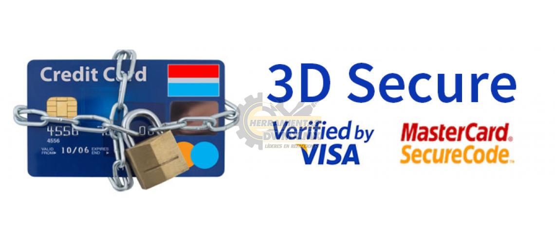 ¿QUÉ ES 3D SECURE?
