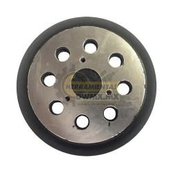 """Base de Reemplazo con Velcro 5"""" para Lijadora D26451 DeWalt 151281-08"""