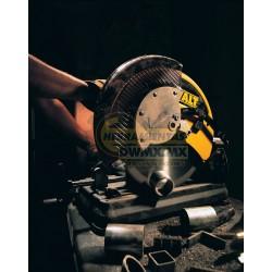 """Cortadora de Metales de 14"""" Disco Sierra de Carburo DeWalt DW872"""
