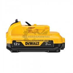 Batería de Iones de Litio 12V MÁX 3.0Ah DEWALT DCB124