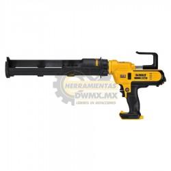 Pistola Adhesiva Inalámbrica 20V MÁX 29oz DEWALT DCE570B