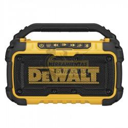 Bocina Altavoz Bluetooth 12V / 20V MÁX DEWALT DCR010