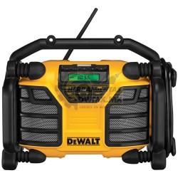 Radio Cargador 12/20 V Max DeWalt DCR015