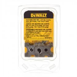 Juego de Cuchillas de Repuesto DEWALT DCS3501