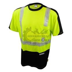 Camiseta de Poliéster de Alta Visibilidad DeWalt DST11B