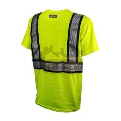 Camiseta Manga Corta Alta Visibilidad DeWalt DST911