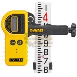 Detector de Láser Digital con Abrazadera de Ajuste Rápido DeWalt DW0772