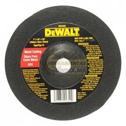 Disco Abrasivo Metal DeWalt DW44840 (DW54840)