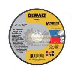 Disco de Corte de Metal 7'' DEWALT DW84701