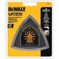 Almohadilla de Lijado Oscilante DeWalt DWA4200